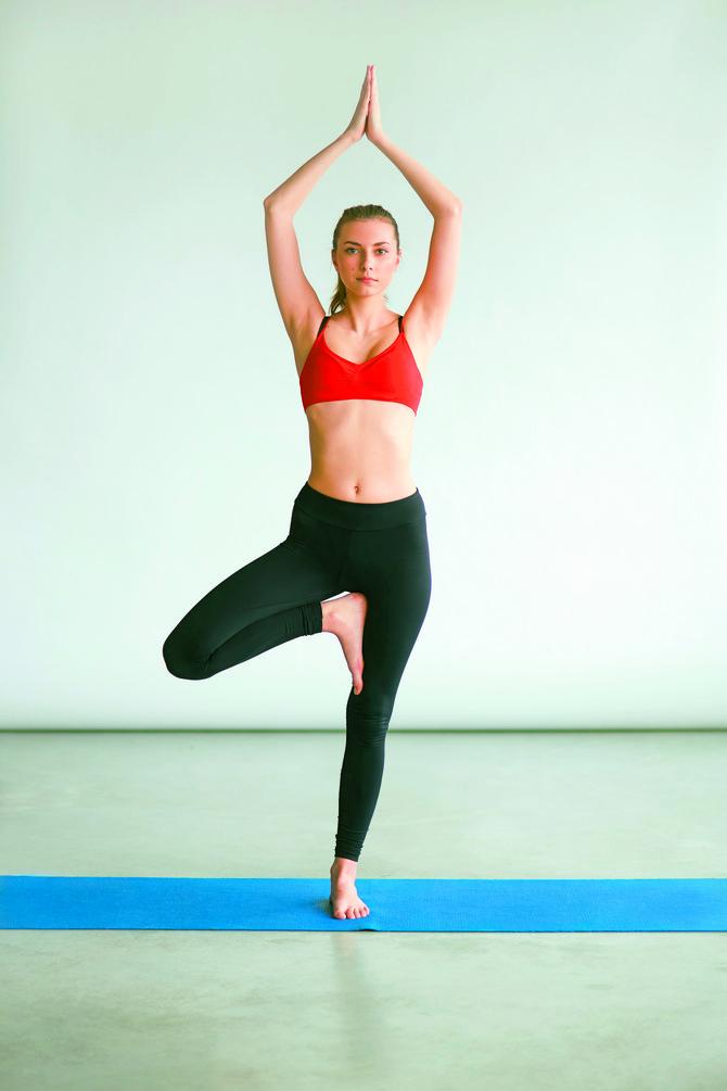 Joga tonira celo telo, ali je naročito usmerena na mišiće unutrašnjeg zida karlice
