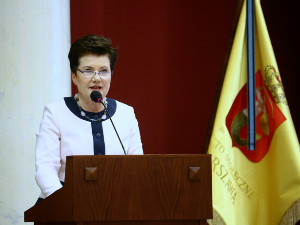 """""""Ogłaszam audyt, zrobię przetarg na audyt, będziemy ujawniać te wszystkie procesy reprywatyzacyjne"""" - powiedziała prezydent Warszawy"""