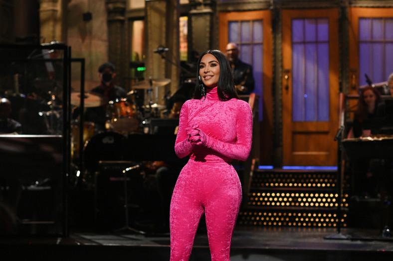 "Kim Kardashian w ""Saturday Night Live"""
