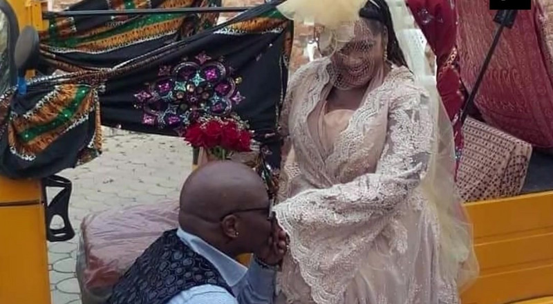 Charly Boy remarries his wife against see finish!