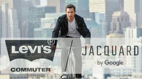 Inteligentna kurtka marki Levi's z technologią Google Jacquard wkrótce w sprzedaży