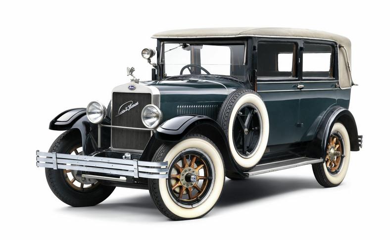 L&K/Skoda 110 - 1929 r.