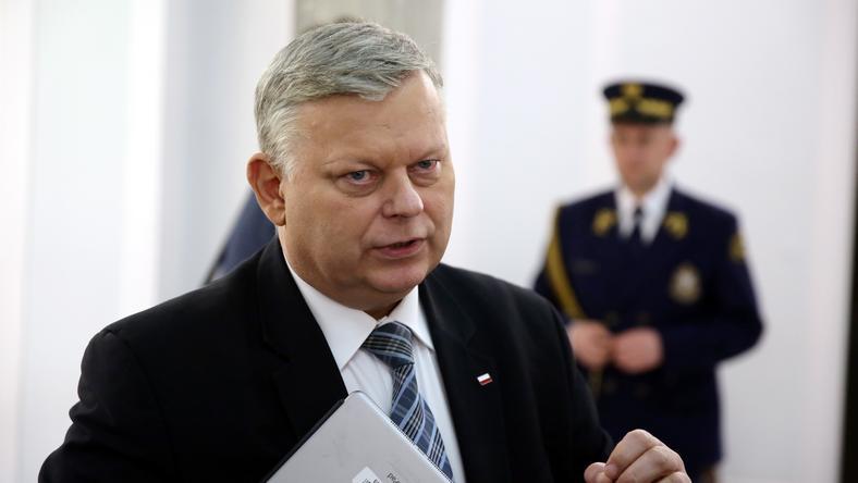 Poseł Marek Suski