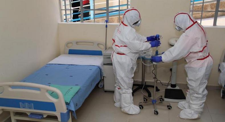 Mbagathi nurses stage go-slow over lack of proper Coronavirus training