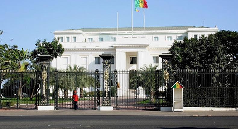 Palais de la République du Sénégal