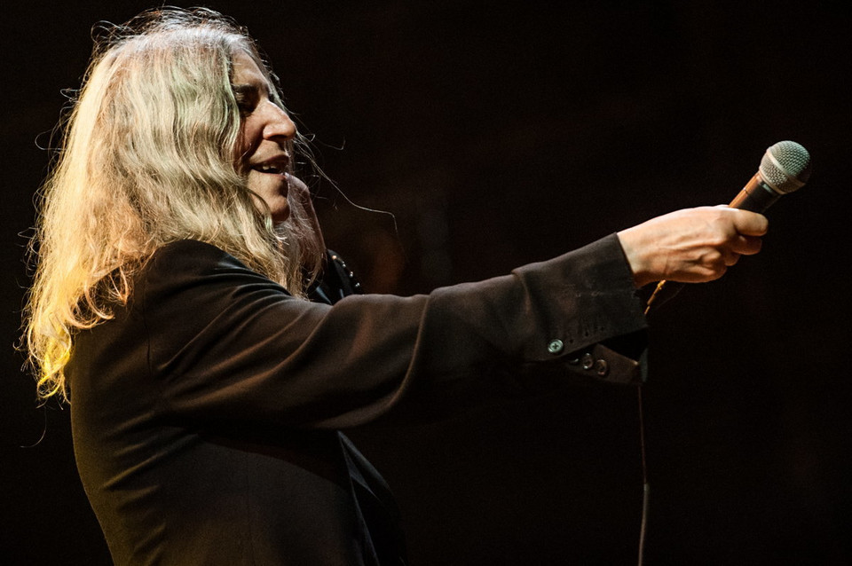 OFF Festival 2015 (Patti Smith)
