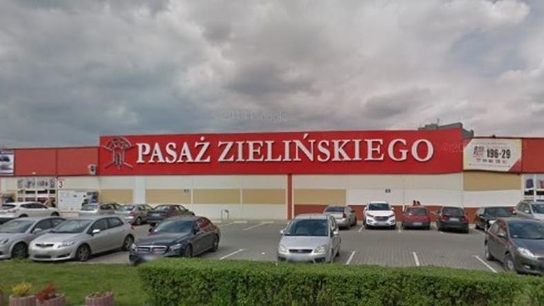 Pasaz Zielinskiego We Wroclawiu Parking Cennik Godziny Otwarcia Wiadomosci