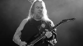 Zmarł Jeff Hanneman, gitarzysta Slayera