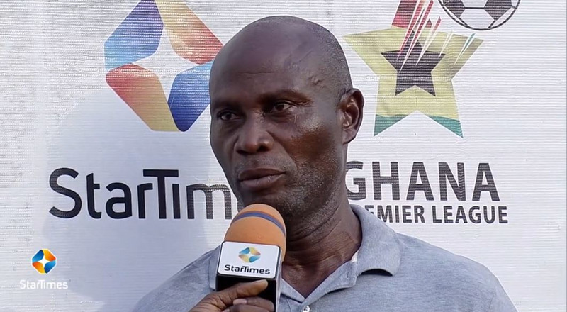 """You must believe in things beyond football""- Aduana Stars coach W.O. Tandoh"