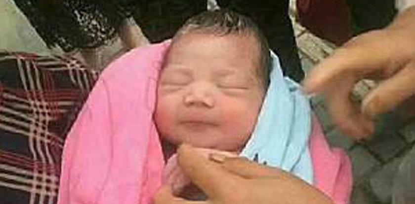 Noworodek znaleziony w śmieciach. Uratowali go obcy ludzie