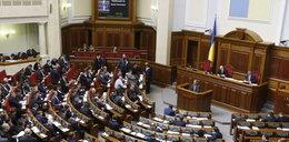 Ukraiński parlament rozwiązał parlament Krymu!
