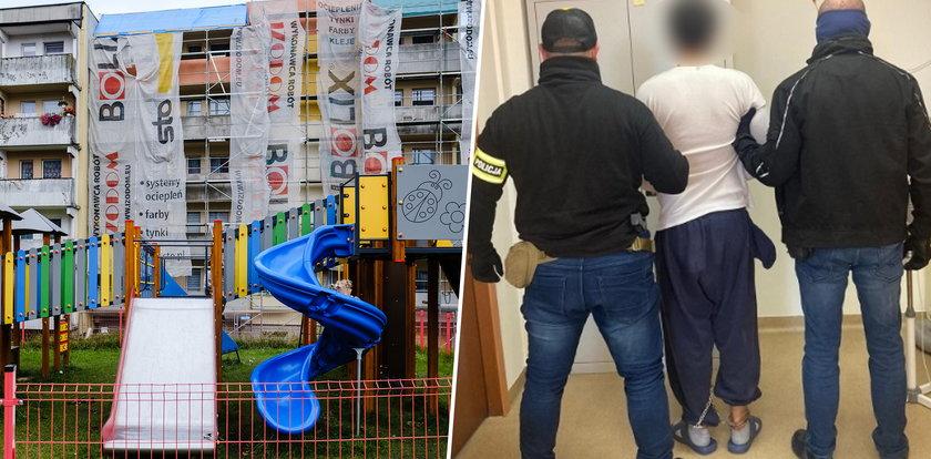 W Katowicach 20-latek próbował porwać dziewczynkę z placu zabaw. To niewiarygodne, co zrobił sąd!