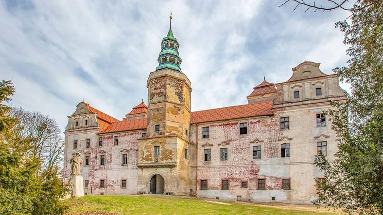 Zamek w Niemodlinie na czele prestiżowego plebiscytu