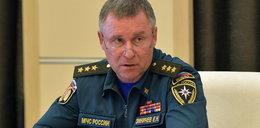 Rosyjski minister zginął, ratując człowieka. Przez lata był osobistym ochroniarzem Putina