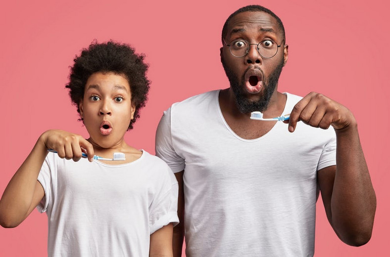 Encourage your partner to brush teeth (The Conversation)