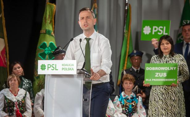 Na finiszu kampanii wyborczej wierzymy w dobry wynik Polskiego Stronnictwa Ludowego – podkreślił w czwartek prezes PSL Władysław Kosiniak-Kamysz.