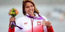Klepacka sprzeda medal!