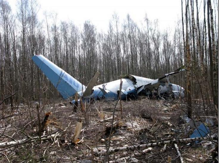 Katastrofa jak w Smoleńsku