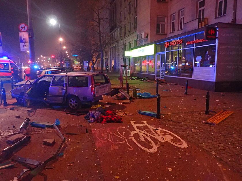 Pijany zabił mężczyzn czekających na autobus