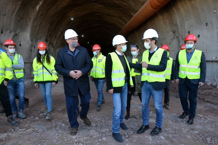 Tomislav Momirović građevinarstvo autoput Požega - Preljina