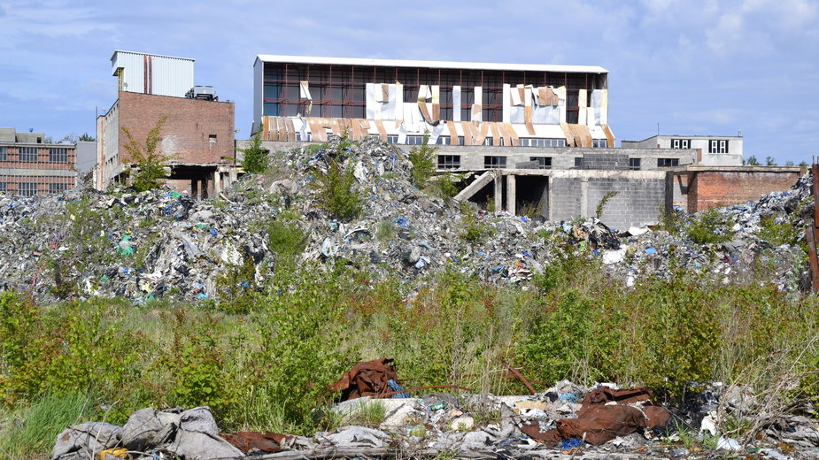 Odpady w Zgierzu