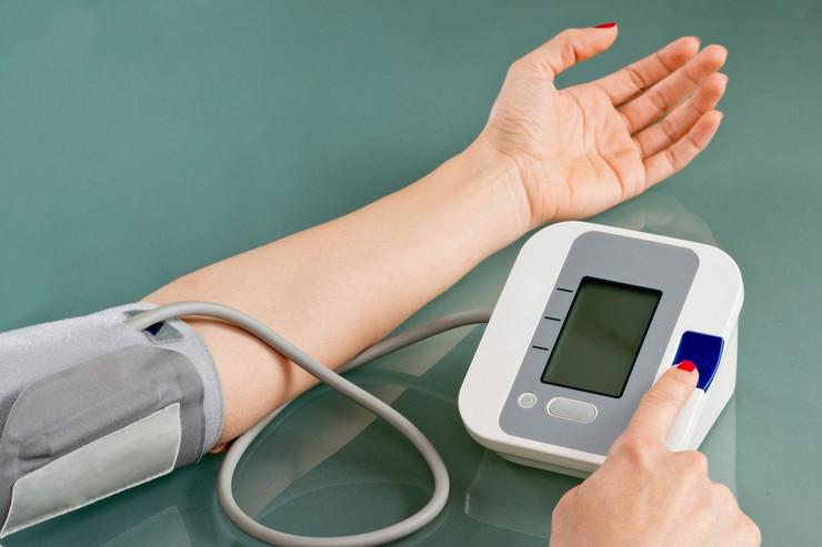 merenje krvnog pritiska