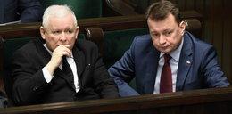 Przejęty Kaczyński o współpracowniku: skrzywdzili go
