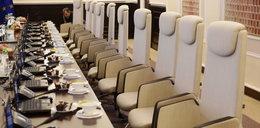 Wygoda przede wszystkim. Rząd kupił nowe fotele za 100 tys. zł!