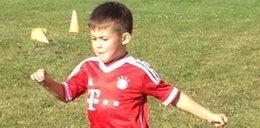 Młody Tiger woli być piłkarzem