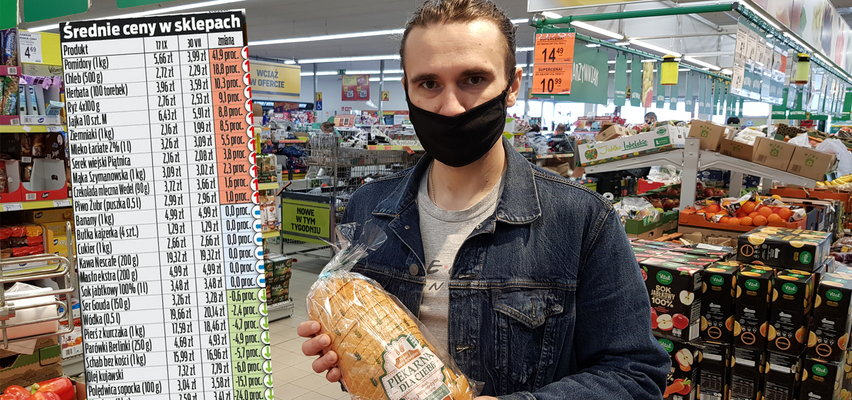 Nie ma ucieczki przed drożyzną. Ceny chleba wzrosły o 20 proc.!
