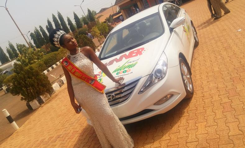 Miss Cross River, Her royal majesty, Queen Juliet Eyah was crowned as the Face of Idoma International Carnival