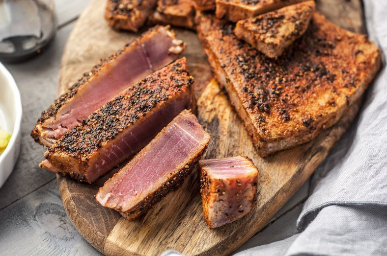 Tuna has nutrients that affects the brain health [The Spruce Eats]