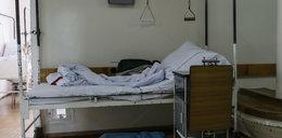 Pacjent szpitala w Raciborzu zjadł materac!