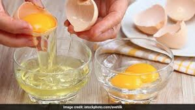 Essayez ces masques faciaux aux œufs pour une peau éclatante