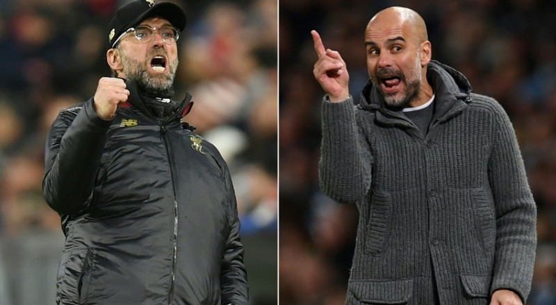 Man City, Liverpool's fallibilities promise wide open title race