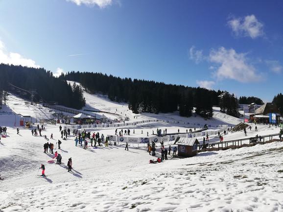 Kopaonik, sneg, skijanje