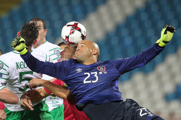 Fudbalska reprezentacija Srbije, Fudbalska reprezentacija Republike Irske
