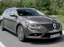 Renault Talisman - czy jest lepszy od Laguny?