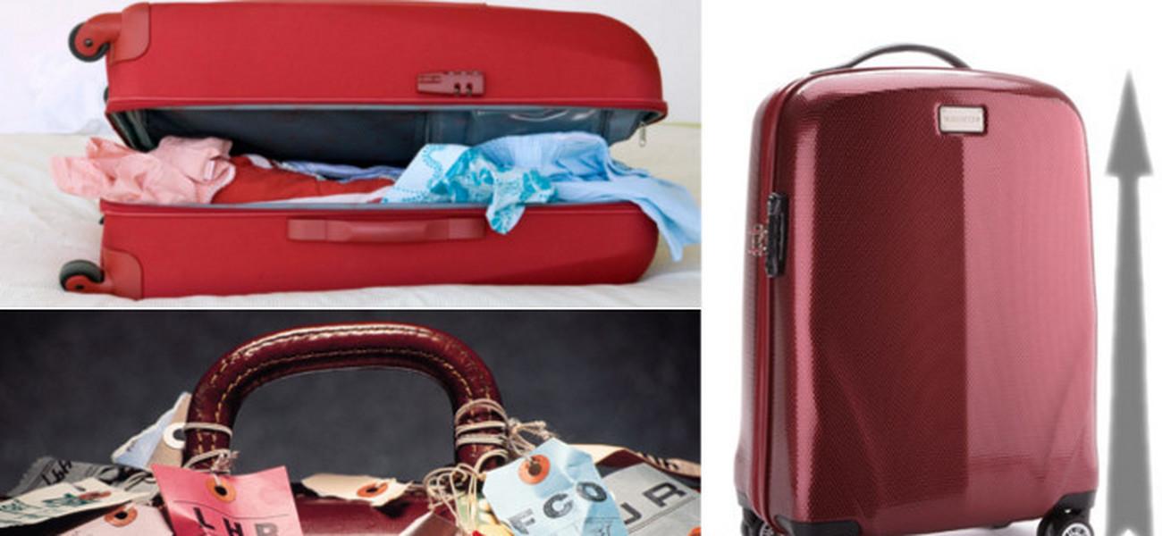 755724be73b5b Zastanawiasz się jaką walizkę kupić? Mamy dla ciebie 5 porad. Zainspiruj  się Autor: Paulina Kurowska 31.10.2017. © ofeminin