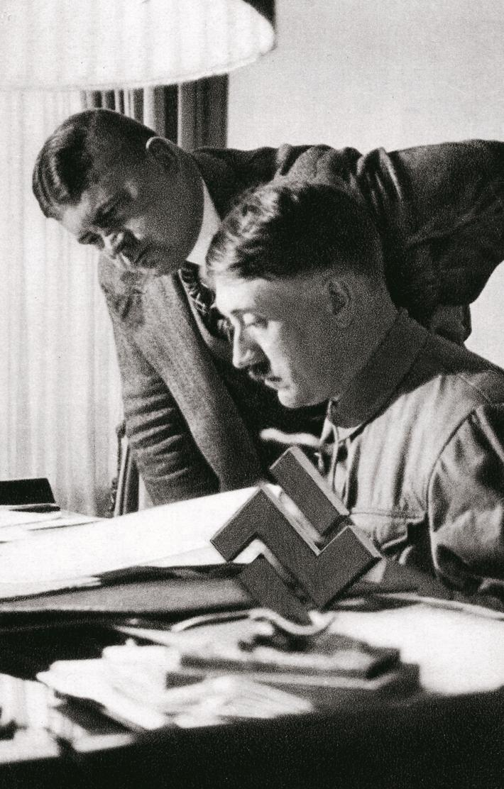 Hitler And Roehm