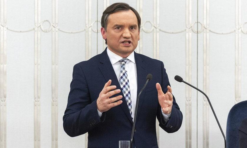 Zbigniew Ziobro musi przeprosić sędzię Beatę Morawiec