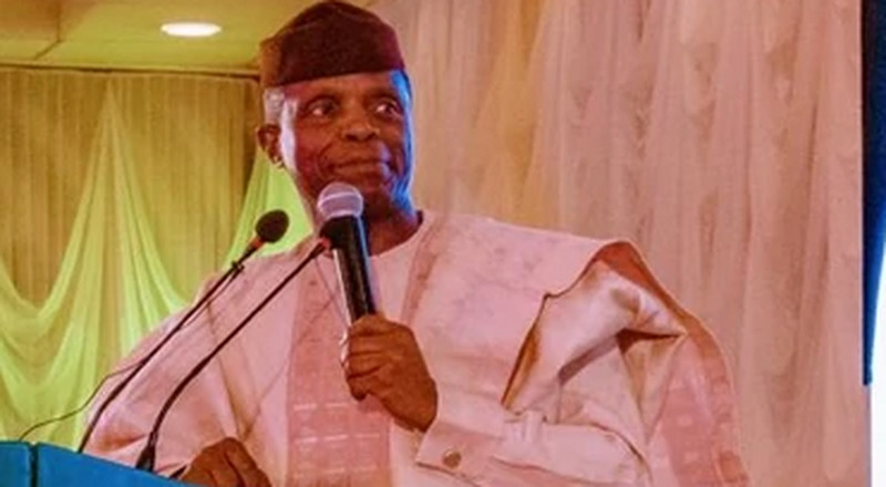Osinbajo hails UNILAG's alumni for maintaining excellent reputation