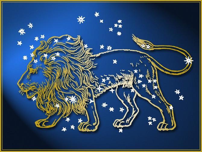 Lav je kralj romantičnih poruka