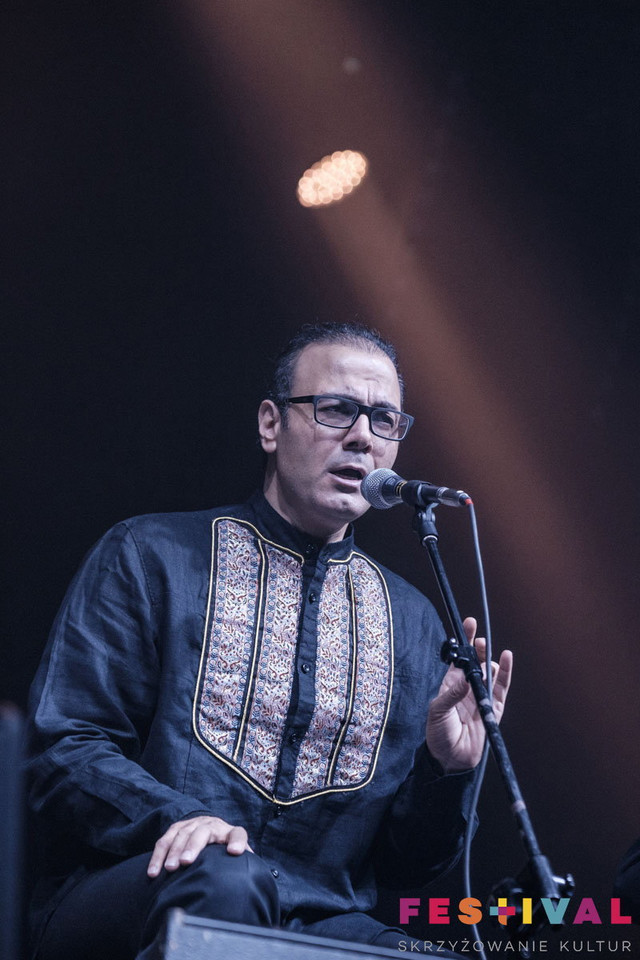 Alireza Ghorbani (fot. Adam Oleksiak)