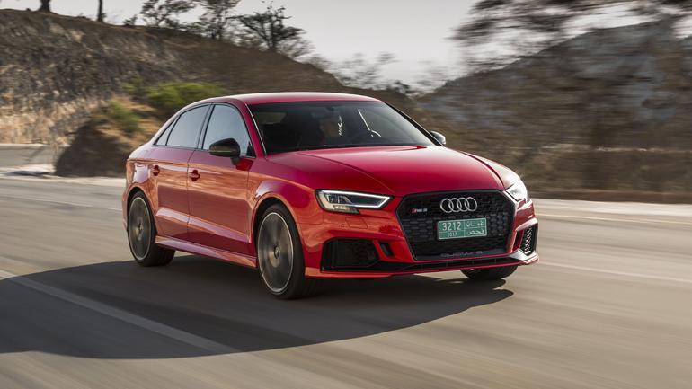 Audi RS3 - czyli, potęga mocy