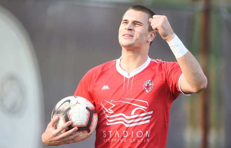 FK Voždovac, FK Rad