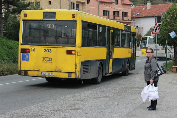 Autobus na liniji 503