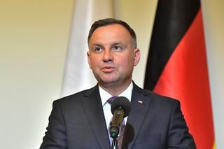 Duda po spotkaniu z prezydentem Niemiec: Wierzymy, że nasza współpraca będzie rozkwitała
