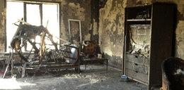 Spłonęło mieszkanie i pies kolejnej gwiazdy