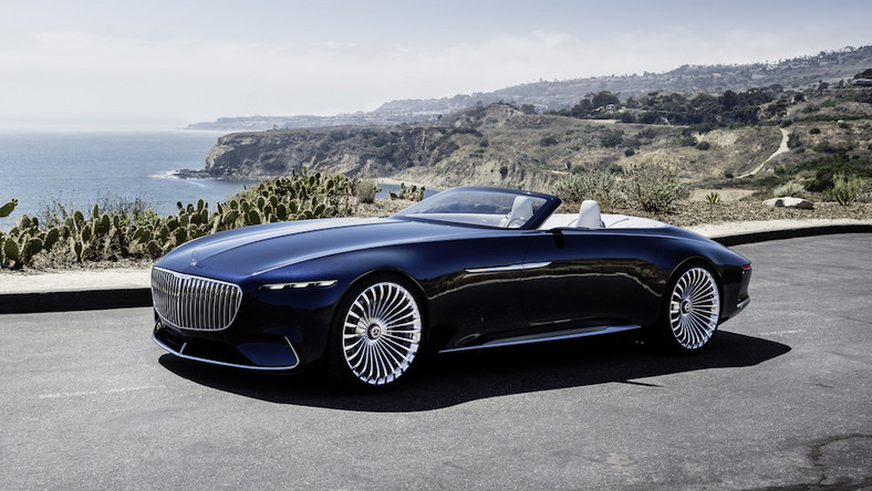 mercedes maybach 6 cabriolet ultraluksusowy. Black Bedroom Furniture Sets. Home Design Ideas